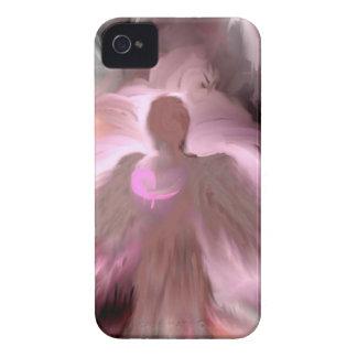 乳癌の天使 Case-Mate iPhone 4 ケース