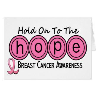 乳癌の希望6 カード