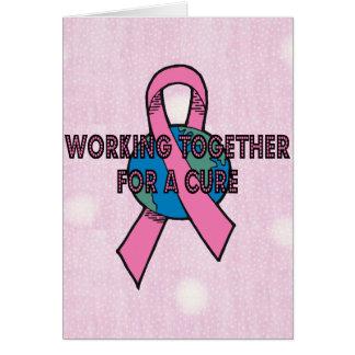 乳癌の治療 カード