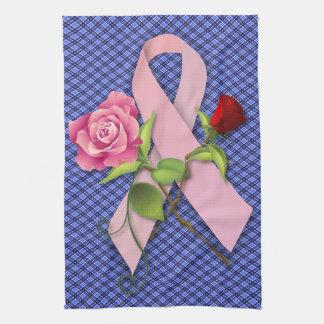 乳癌の生存者のための閉鎖 キッチンタオル
