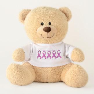 乳癌の認識度くま テディベア