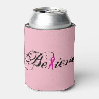 乳癌の認識度のクーラーボックスを信じて下さい 缶クーラー