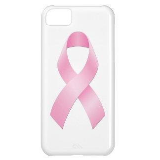 乳癌の認識度のピンクのリボン iPhone5Cケース