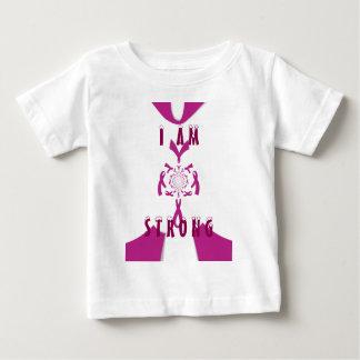 乳癌の認識度最も最近の胸のTシャツ ベビーTシャツ