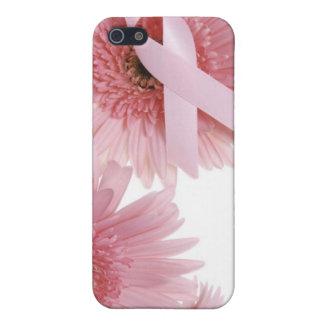 乳癌の認識度 iPhone SE/5/5sケース