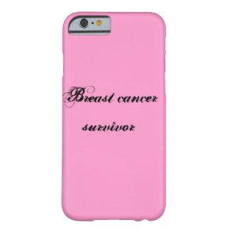 乳癌のiPhone 6の4.7場合 Barely There iPhone 6 ケース