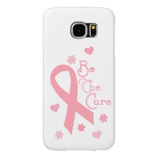 乳癌は治療の電話箱です SAMSUNG GALAXY S6 ケース