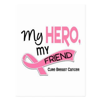 乳癌私の英雄、私の友人42 ポストカード