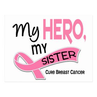 乳癌私の英雄、私の姉妹42 ポストカード