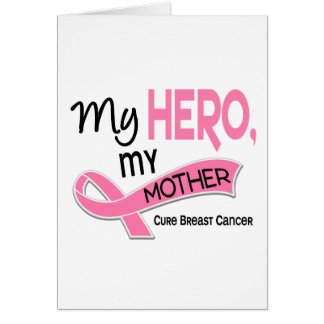乳癌私の英雄、私の母42 カード