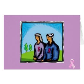 乳癌 カード