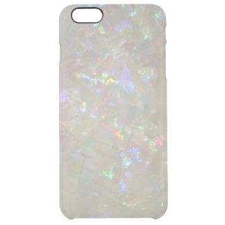 乳白光 クリア iPhone 6 PLUSケース