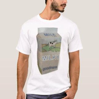 乳白色 Tシャツ