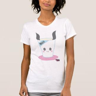 乳白色MOO Tシャツ