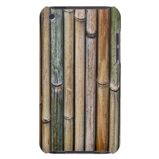 乾燥されたタケ Case-Mate iPod TOUCH ケース
