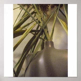 乾燥したハーブ ポスター