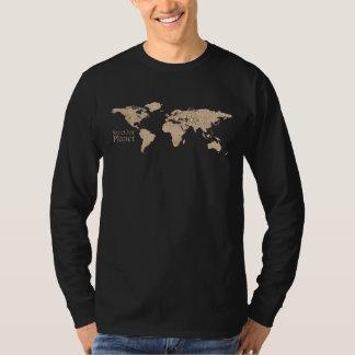 乾燥した土地 Tシャツ