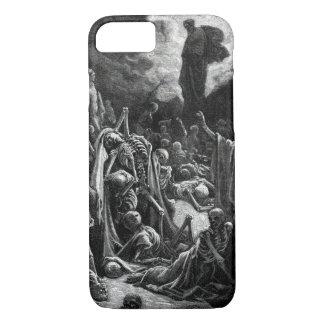 乾燥した骨の谷の視野 iPhone 8/7ケース