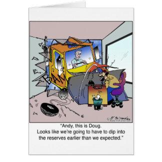 予備に先により期待される浸して下さい カード
