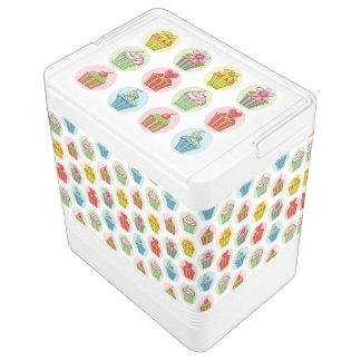 予測できないカップケーキ24のクーラーボックス クールボックス