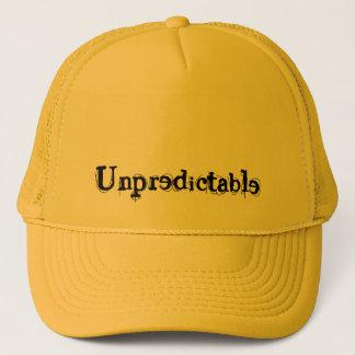予測不可能な帽子 キャップ