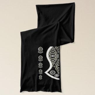 予言者のサンダル(白い) スカーフ