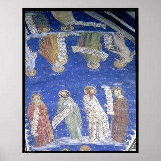 予言者仕事、アイザイア、ジェレミア、Solomon ポスター