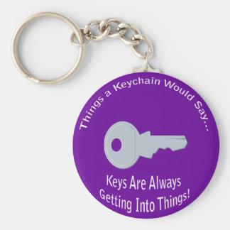 事に得ることはKeychainを調整します キーホルダー
