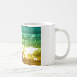 事実上ビジネスプラットホーム コーヒーマグカップ