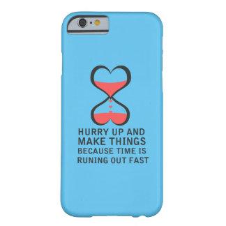 事-やる気を起こさせるなカバー--を作って下さい iPhone 6 ベアリーゼアケース