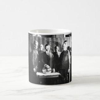 二番目に草案。  first_Warイメージ コーヒーマグカップ