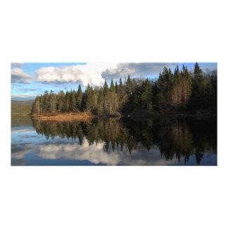 二番目にconnecticut湖 カード
