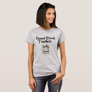 二番目のパイナップル第2等級の先生 Tシャツ