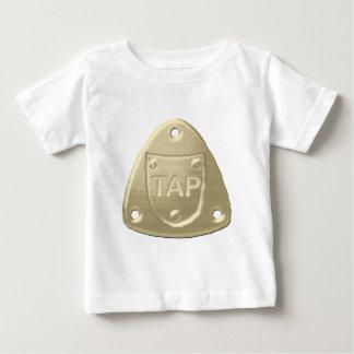 二重タップ ベビーTシャツ