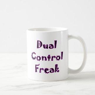 二重制御の変種 コーヒーマグカップ