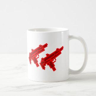 二重射撃手 コーヒーマグカップ
