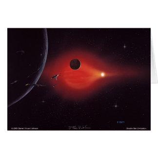 二重星文明 カード