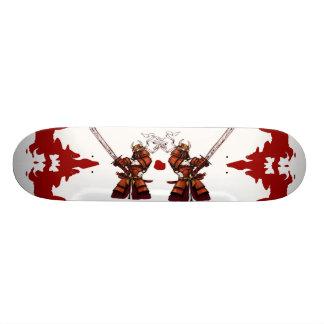 二重武士 カスタムスケートボード