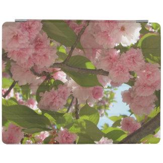 二重活気付く桜IIIの春の花柄 iPadスマートカバー
