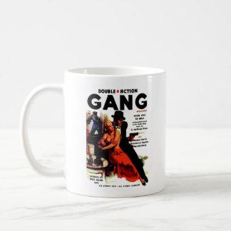 二重行為の集団 コーヒーマグカップ