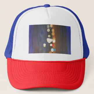 二重視野のトラック運転手の帽子 キャップ