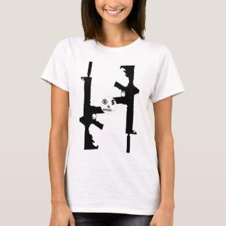 二重AK Tシャツ