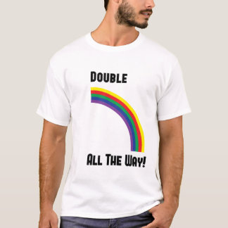 二重alltheway tシャツ