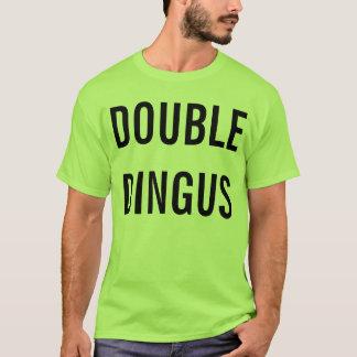 二重Dingus Tシャツ