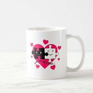 互いのために作られる! コーヒーマグカップ