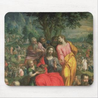 五千、c.1590の食べ物を与えること マウスパッド