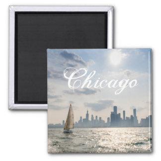 五大湖シカゴの磁石 マグネット