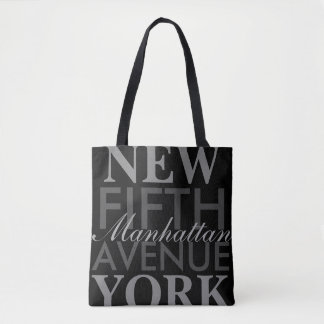 五番街ニューヨーク トートバッグ