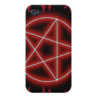 五芒星を改造して下さい iPhone 4/4S カバー