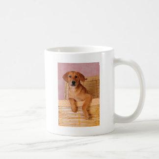 井戸こんにちはそこに コーヒーマグカップ